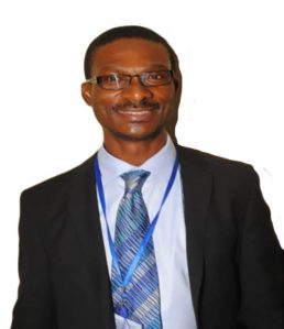 Gynaecologist Dr Ogueh