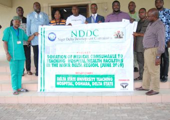NDDC Donation